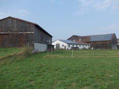 Koppel und Gebäude