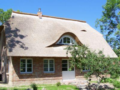 Beispiel Reetdahhaus