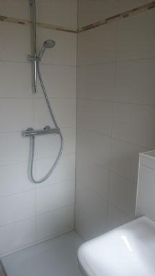 ebenerdige Dusche im Gäste-WC