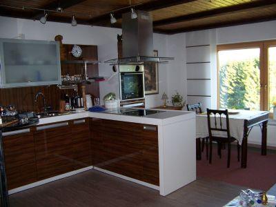 Küche Hauptwohnung