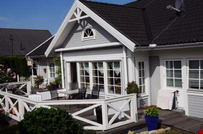 sehr sch nes stilvolles schwedenhaus in osburg bungalow. Black Bedroom Furniture Sets. Home Design Ideas