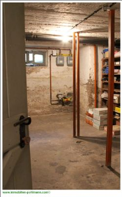 Ein Kellerraum