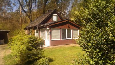 Bungalow in ruhiger anliegerstra e im seen und for Bungalow falkensee