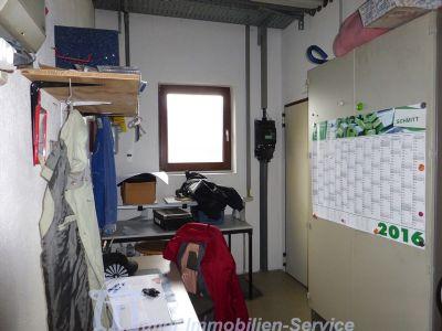 Büroraum Werkstatt
