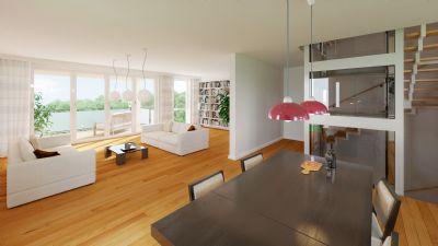Wohnen/Essen im Erdgeschoss
