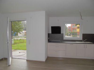 Ku¨che und Wohnzimmer I