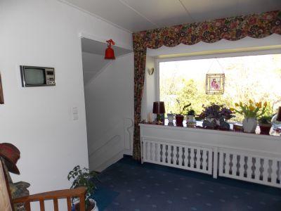 Dielenbereich kurz vor dem Wohnzimmer