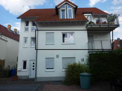RESERVIERT - Neuwertige 3-Zimmer-Wohnung mit Balkon in Reinheim/Odenwald - Von Privat