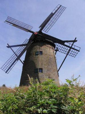 Uelsen Windmühle