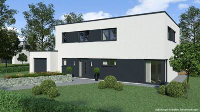BH 200 Fuchs Baugesellschaft Eingang