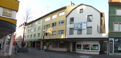 neubau 4 zimmer maisonettwohnung mit balkon und aufzug in singen scheffelstrasse 29. Black Bedroom Furniture Sets. Home Design Ideas