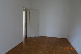 Schlafzimmer zum Innenhof