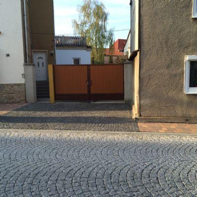 seitlicher Zugang / Zufahrt