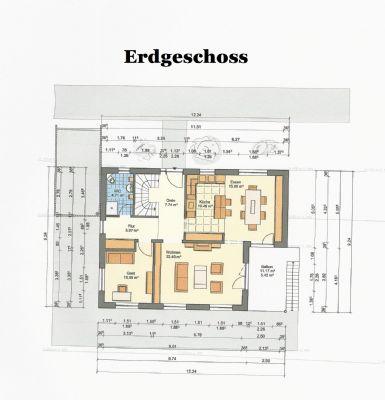 Vorschlag Aufteilung Erdgeschoss