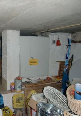 Kellerbereich