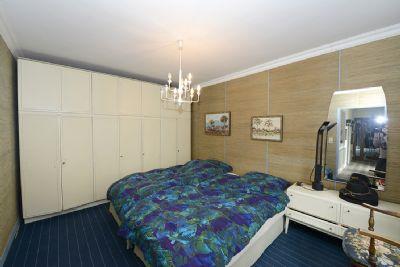 Untergeschoss, Schlafzimmer