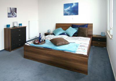 Schlafzimmer als Beispiel