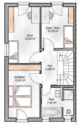 neue dhh enev 2016 in bester lage von schelbronn mit. Black Bedroom Furniture Sets. Home Design Ideas