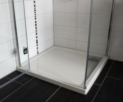 Beispielansicht - Flache Dusche