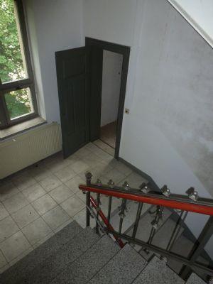 Bild 15 - Blick ins obere Treppenhaus