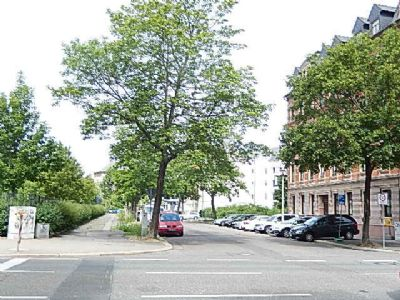 Blick in die Elisenstraße