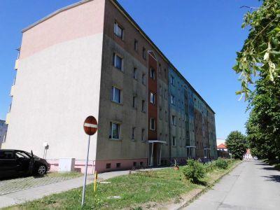 Straßenseite Woddower Weg