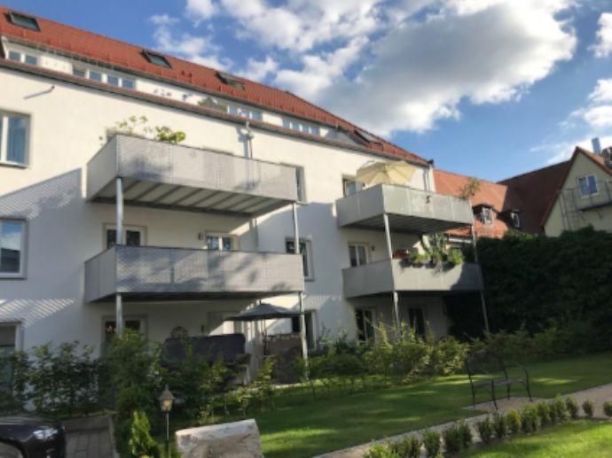 Altstadtflair-moderne 3-Zimmer-Wohnung mit Balkon (Video)