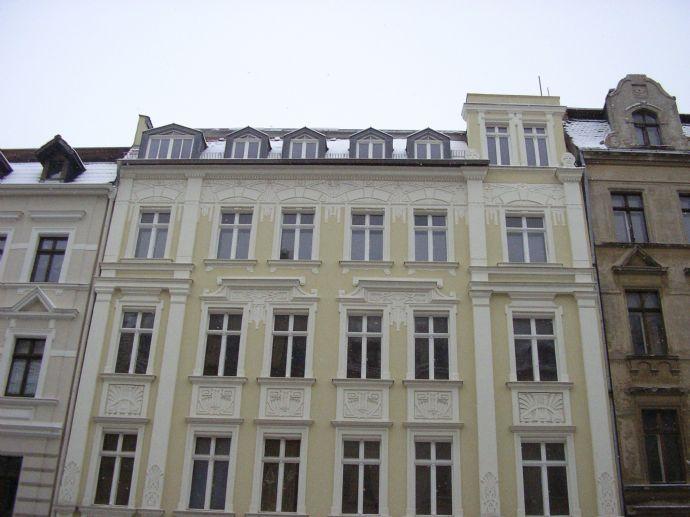 2-Raumwohnung im Hinterhaus