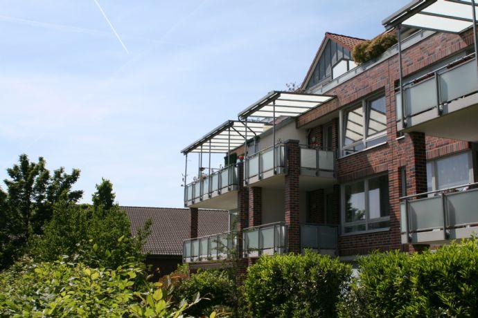 3 Zimmer Komfort-Wohnung im 1. OG mit 18 m² Sonnenbalkon in Hannover-Bothfeld zu sofort