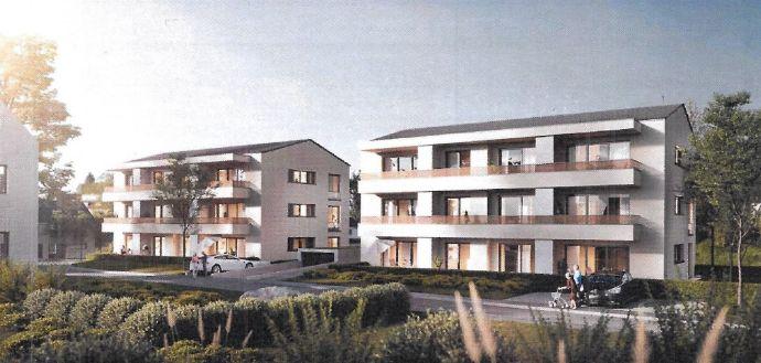 Barrierefreie und behindertengerechte Wohnung mit Betreuungsservice in Mitten von Westhausen