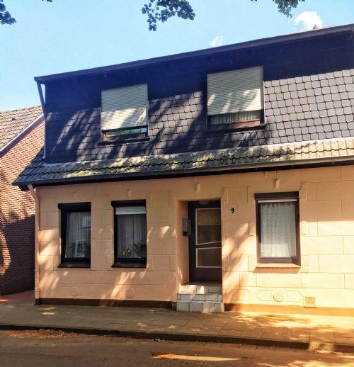 Doppelhaushälfte im Zentrum von Nordhorn provisionsfrei