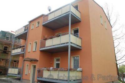 schöne 2 Zimmer-Wohnung mit Balkon