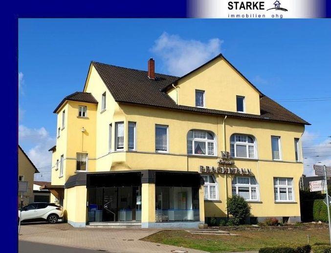 -VERKAUFT- Mehrfamilienhaus in Löhne, 6 Wohnungen + 1 Gewerbe