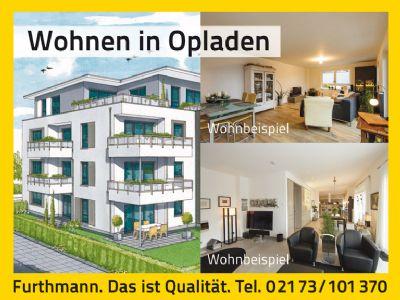 Wohnen in ruhiger und zentraler Lage in Leverkusen-Opladen - KfW-Effizienzhaus 55