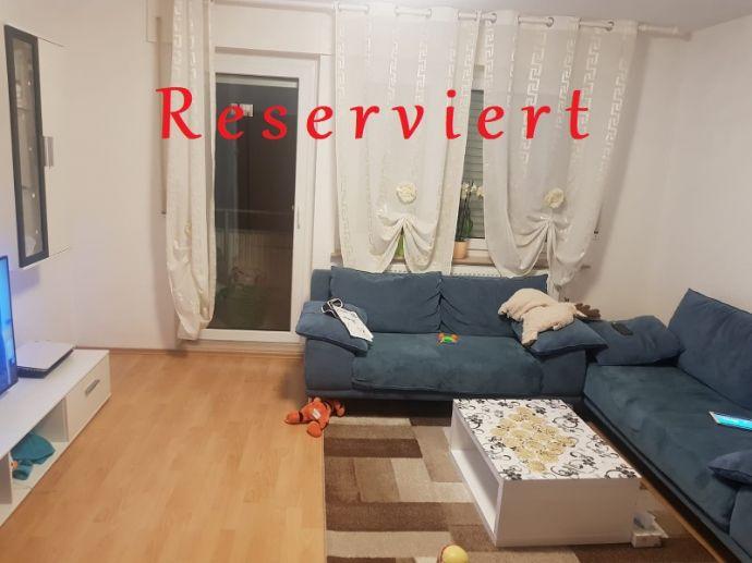 Renovierte 3.0 Zimmer Wohnung ( 2.OG) mit Balkon in Singen