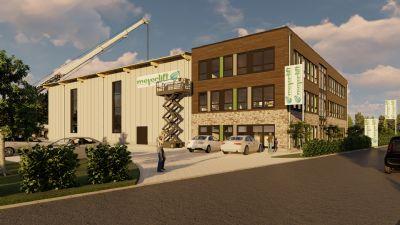 Borstel-Hohenraden Büros, Büroräume, Büroflächen