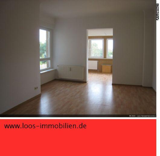 -Doberlug-Kirchhain - Wohnung mit Wintergarten + Balkon-