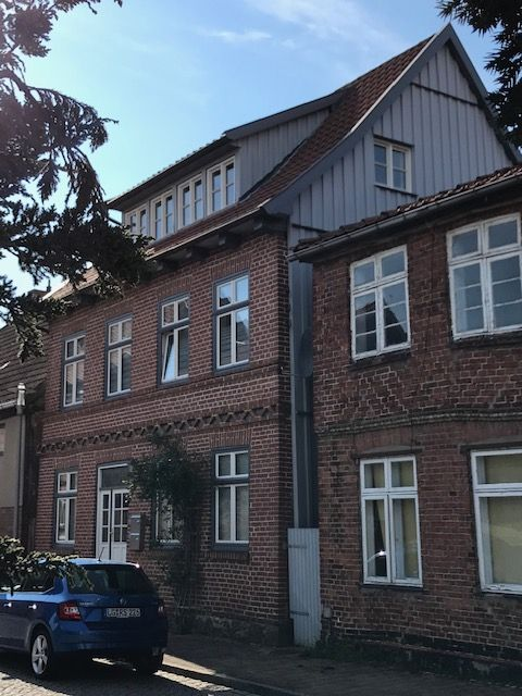 Für Kapitalanleger - Wohn- und Geschäftshaus in Wittenburg