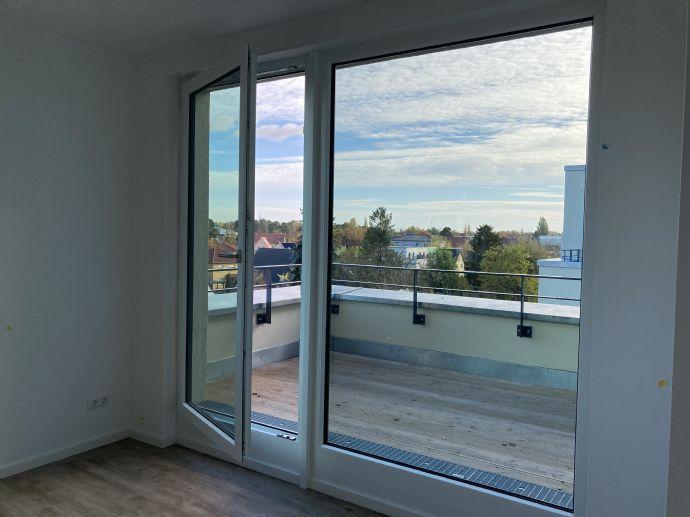Exklusive 2-Zimmer-Wohnung mit Balkon in