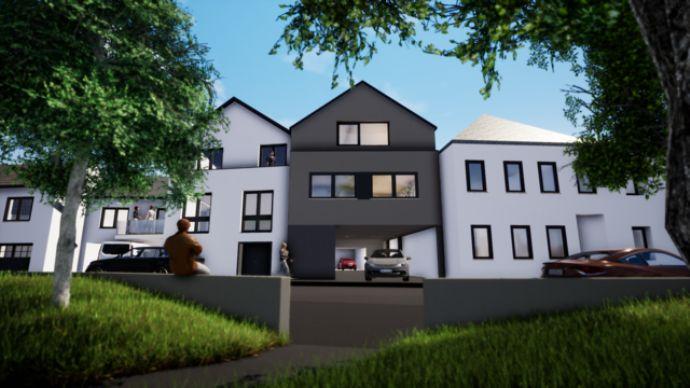 Wohnen in TR- Kürenz, Neubau EFH 148,65 m² Wfl mit schönem Balkon gegenüber Schloßpark