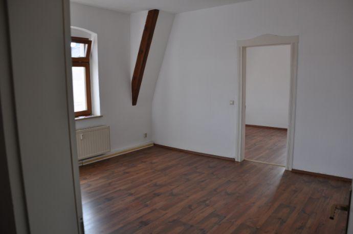 3 Zimmer - Dachgeschosswohnung
