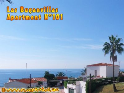 Las Buganvillas *** Beach Apartment N° 101