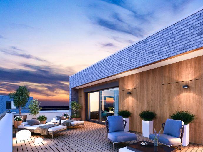 PANDION LEON - Einmaliges Penthouse mit
