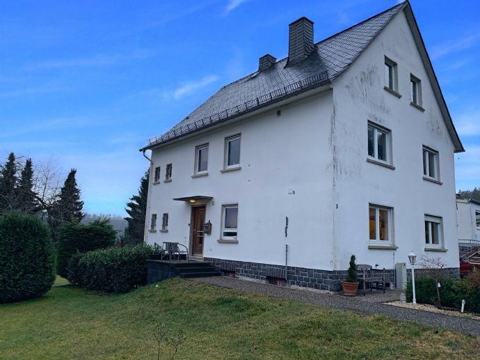 Ihr neues Zuhause: Tolles EFH in Driedorf OT mit großen Garten