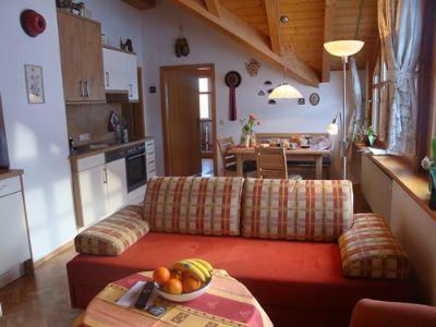 Gästehaus Alpseeblick - Wohnung Bauernstube