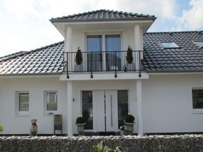 Exclusive 70 qm Neubau-Ferienwohnung mit Balkon