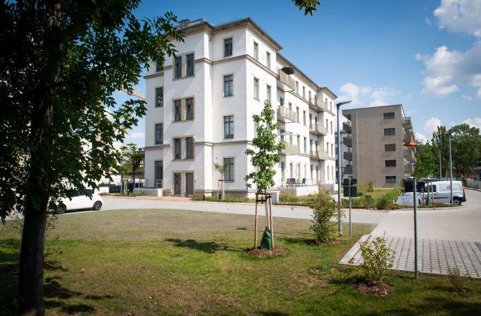 Wohnen mit Service in Dresden-Äußere Neustadt | Warmmietpreis I attraktives 2-Zimmer-Apartment