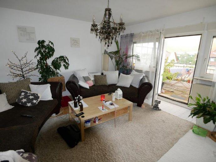 2 Zimmer Wohnung in Aschaffenburg (Schweinheim)