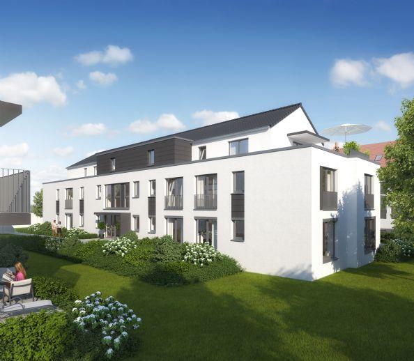 Wohnen mit Klasse in Laatzen-Rethen - barrierefreie 2-Zimmer-Wohnung!
