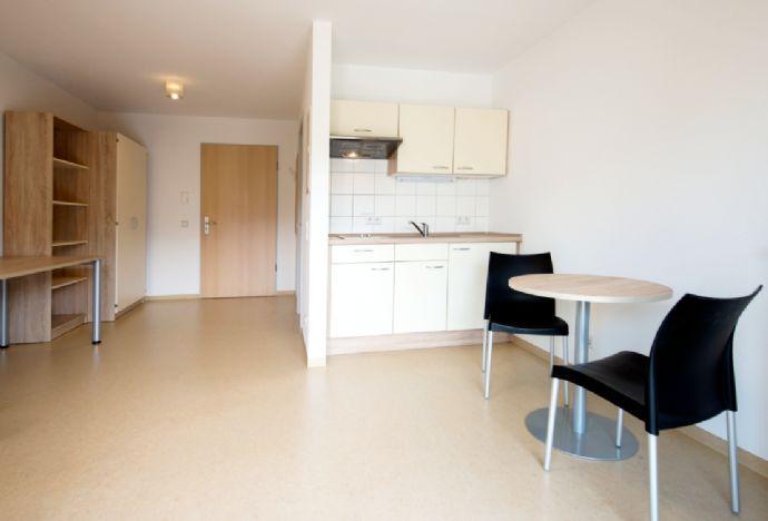 Ideal für Studenten&Azubis! Modernes Mikro-Apartment im Neubau! Zentral & teilmöbliert
